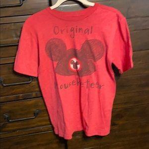 Original Mouseketeer Tshirt Disney L